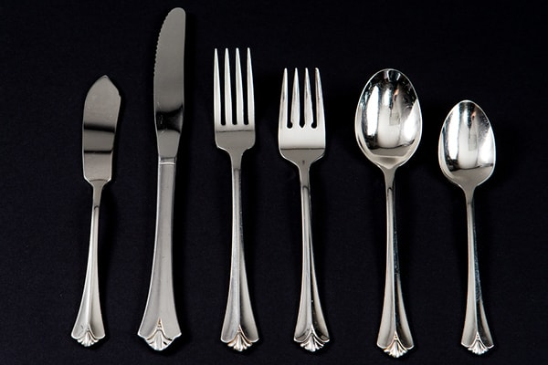 "Dinner Fork ""Oneida"" (rental price)"