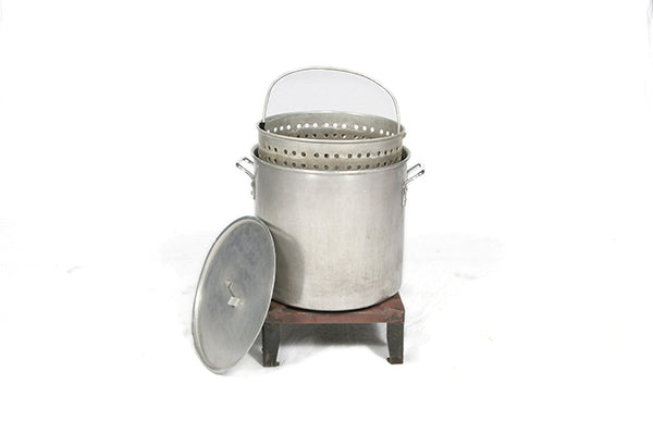 91L Corn Pot with Strainer (rental price)