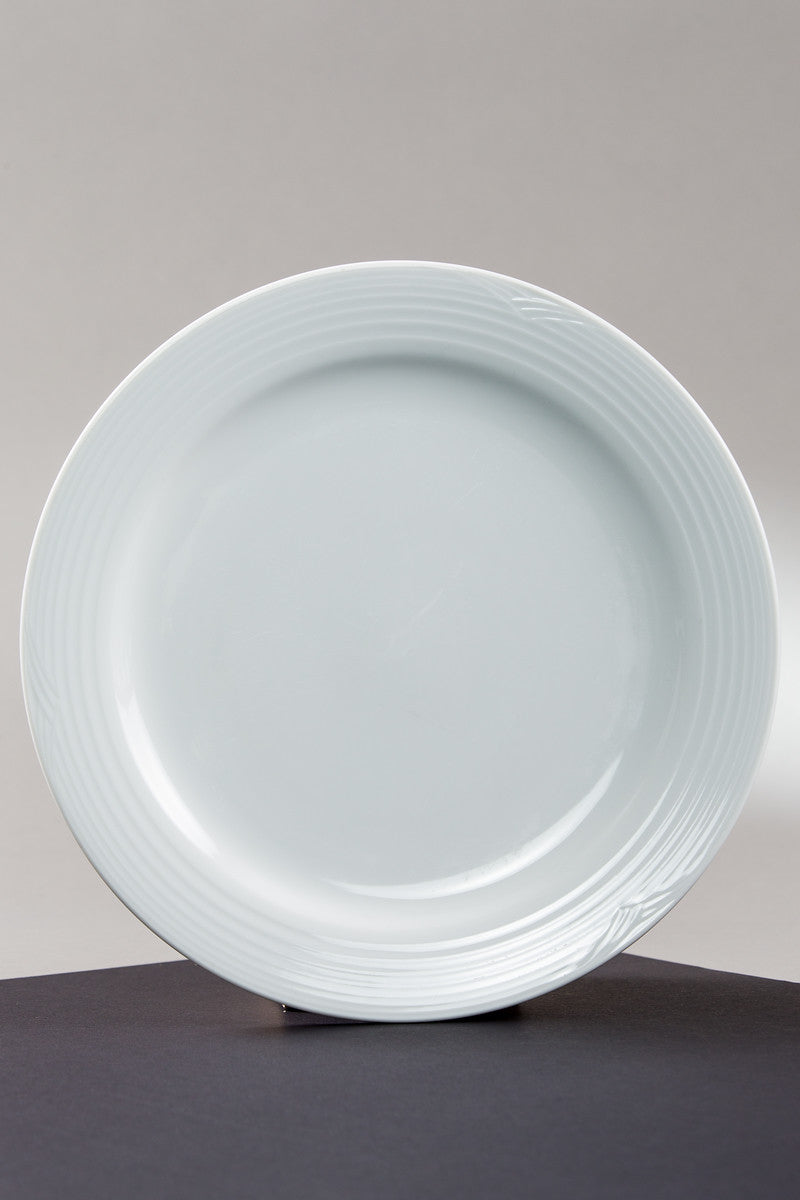 "Dinner Plate ""Arctic White"" 10.5"" (rental price)"