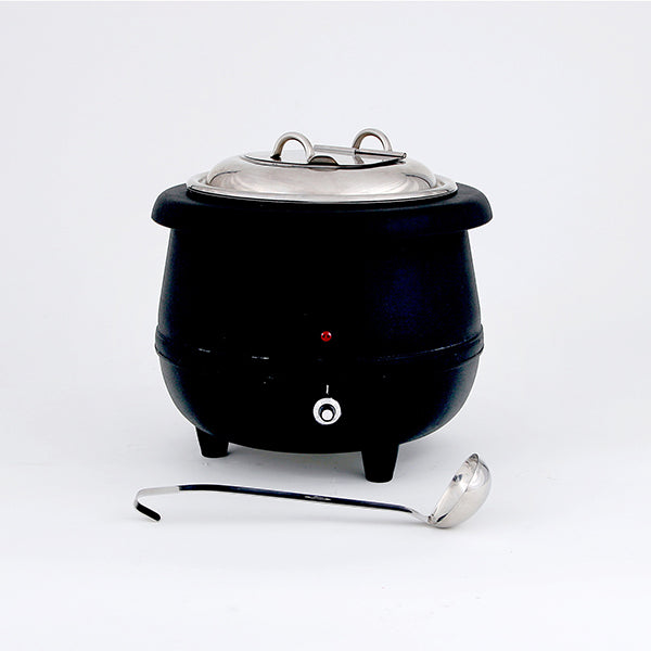 Electric Soup Warmer with Ladle (rental price)