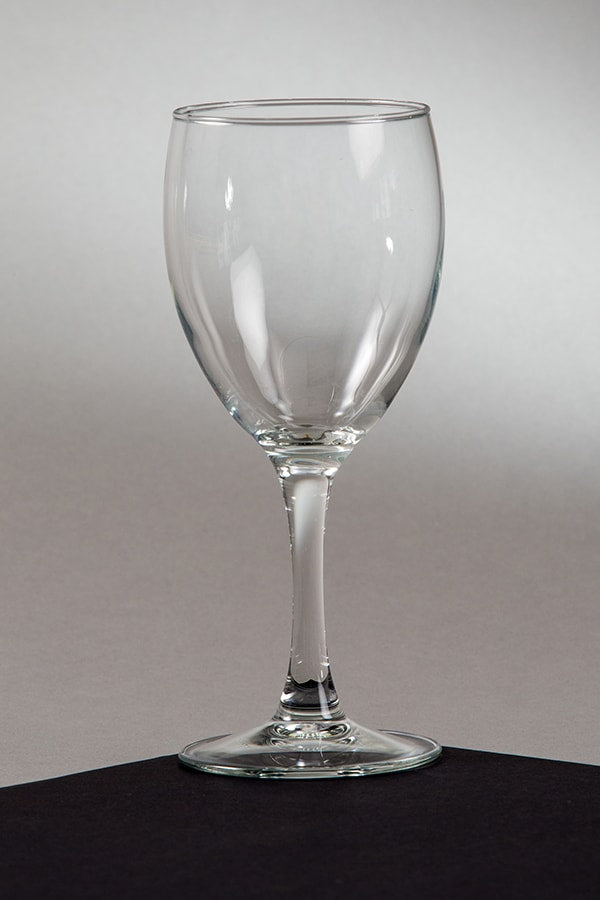 "Wine Glass ""Excalibur"" 8.5 oz. (rental price)"