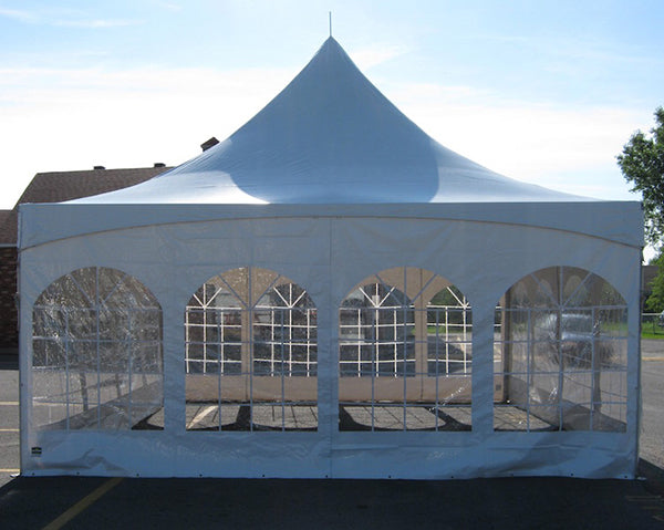20' x 20' Wedding with Windows  (rental price)