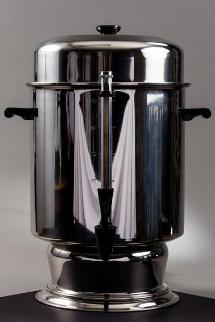 110 Cup Stainless Percolator (rental price)