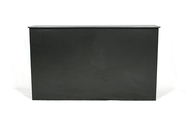 Portable Black 6' Bar (rental price)