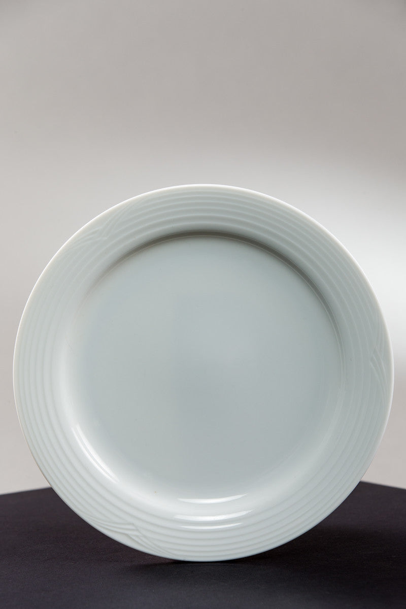 "Bread Plate ""Arctic White"" 7"" (rental price)"