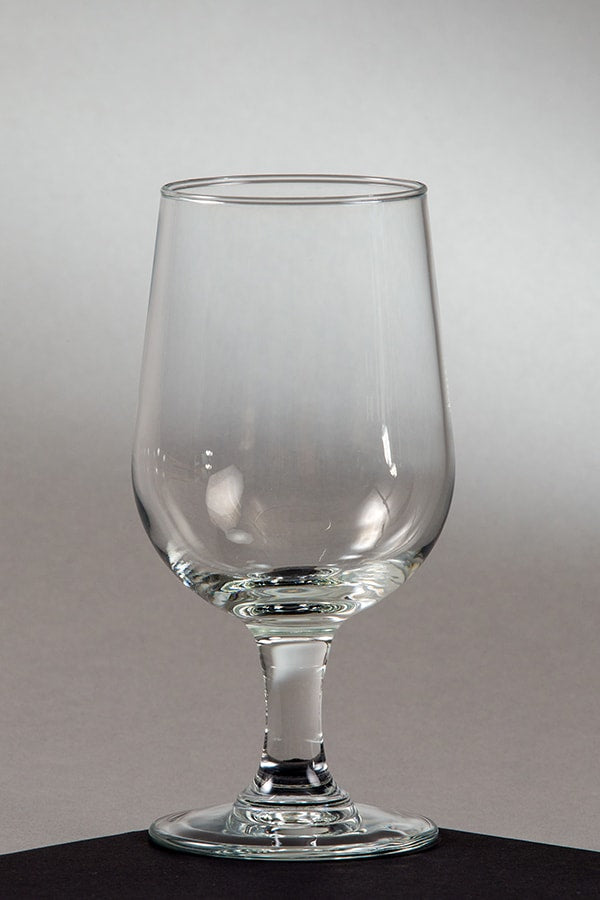 "Water Glass ""Excalibur"" 11 oz. (rental price)"