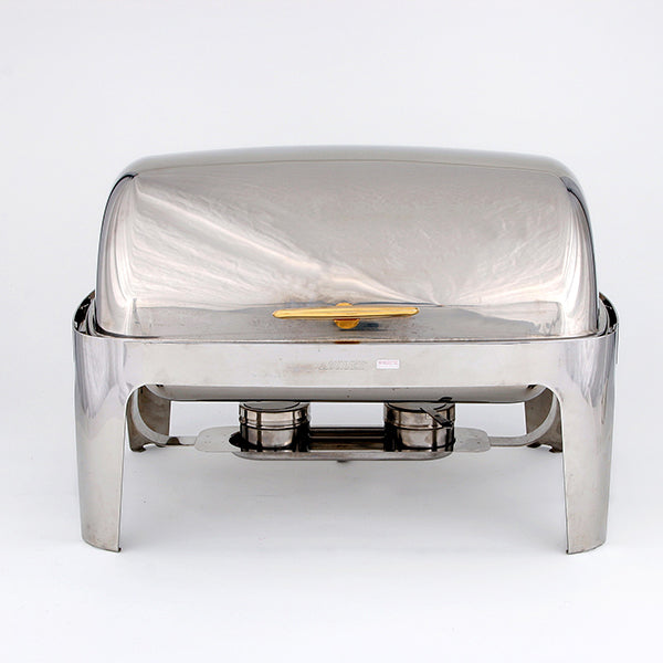 New York Chafing Dish with Sterno (rental price)
