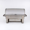 Roll Top Chafing Dish with Sterno (rental price)