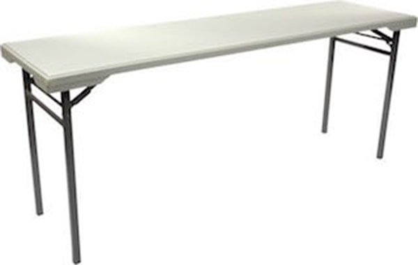 "6' x 19"" Table (rental price)"