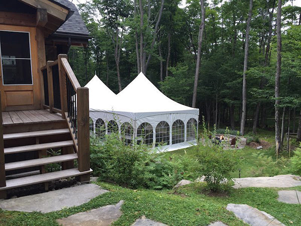 20' x 50' Wedding with Windows  (rental price)
