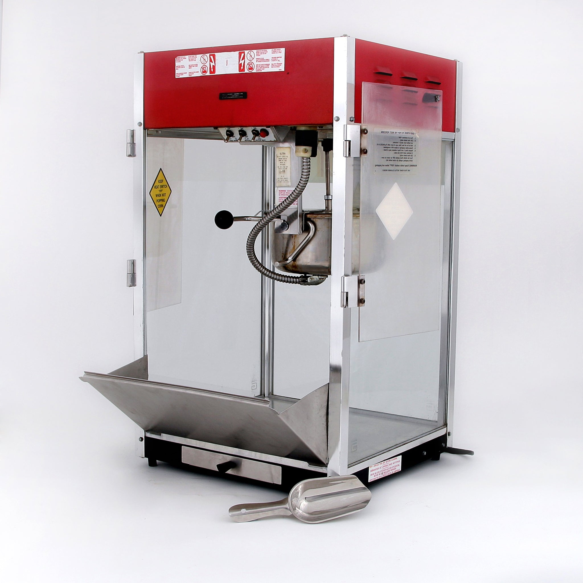 Popcorn Machine (rental price)