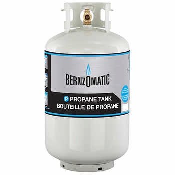 30lb. Propane Tank with crate (rental price)