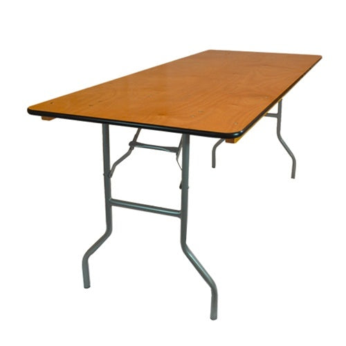 "8' x 30"" x 36"" Catering Table (rental price)"