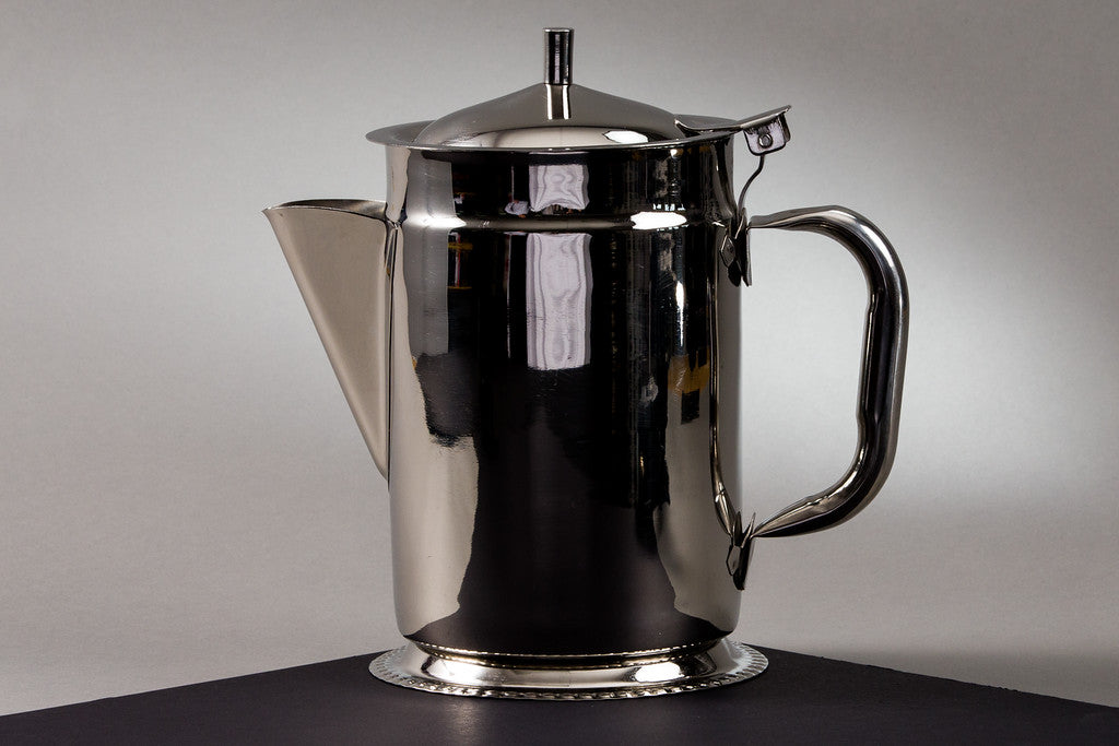 Stainless Steel Coffee Server (rental price)