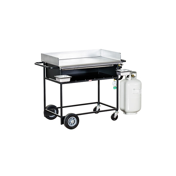 Griddle 3' with Propane (rental price)