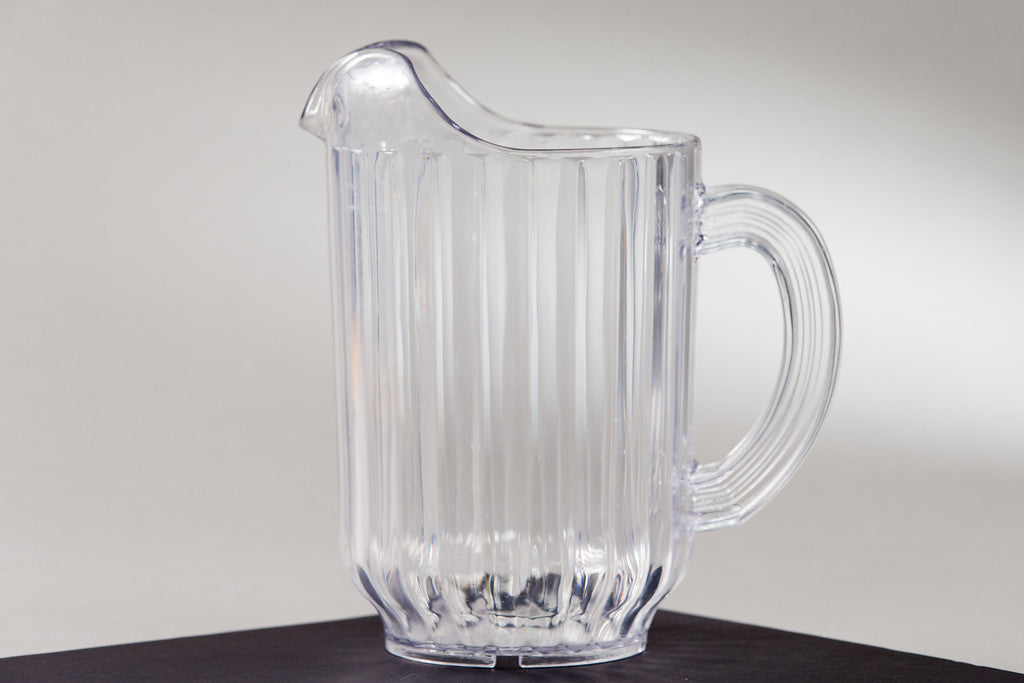 Water Pitcher 1.77 Litres (rental price)