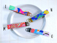 Key Fobs - {Fun Prints}
