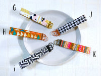 Wristlet Key Fobs - {Fun Prints}