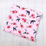 Nappy Clutch - {Birds}