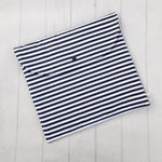 Nappy Clutch - {Black + White}