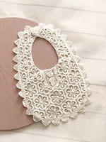 Baby Bibs - {Lace}