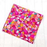 Nappy Clutch - {Pink Mosaic}