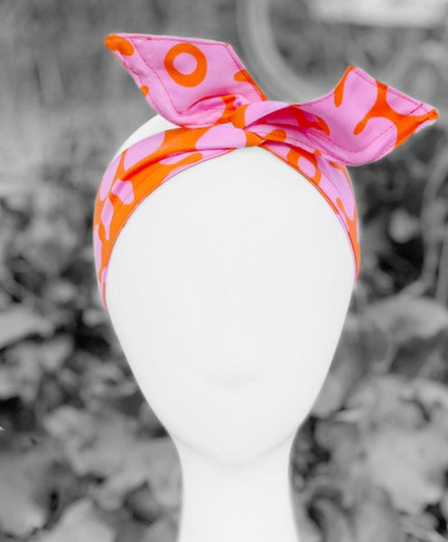 Twist & Go Headwrap
