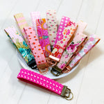 Key Fobs - {Pretty in Pink}
