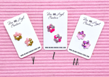 Mini Sweetie Studs - {Loved Up}