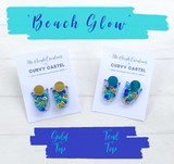 Confetti Earrings {curvy collection}