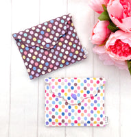 Super Mini Clutch - {Pastel Jelly Beans}