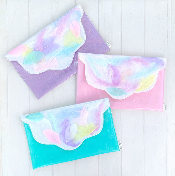 Confetti Clutch - {pastel perfection}