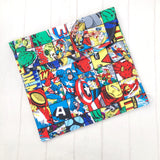 Nappy Clutch - {Superheroes}