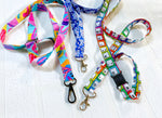 Lanyards with Breakaway Clip