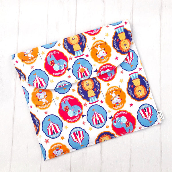 Nappy Clutch - {Circus}