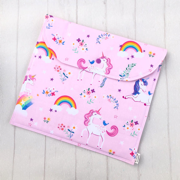 Nappy Clutch - {Unicorns}