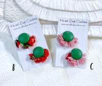 Christmas Earrings - {Alice}