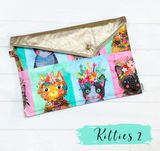 Tablet Case - {Floral Pets}