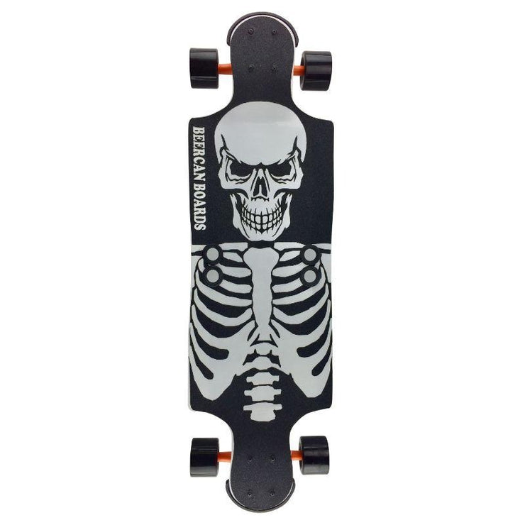 "Skeleton 35"" Hard Cider Longboard"