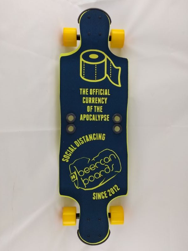 "Currency 35"" Hard Cider Longboard"