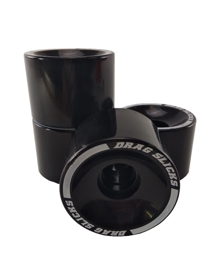 Drag Slicks - 70mm, Black