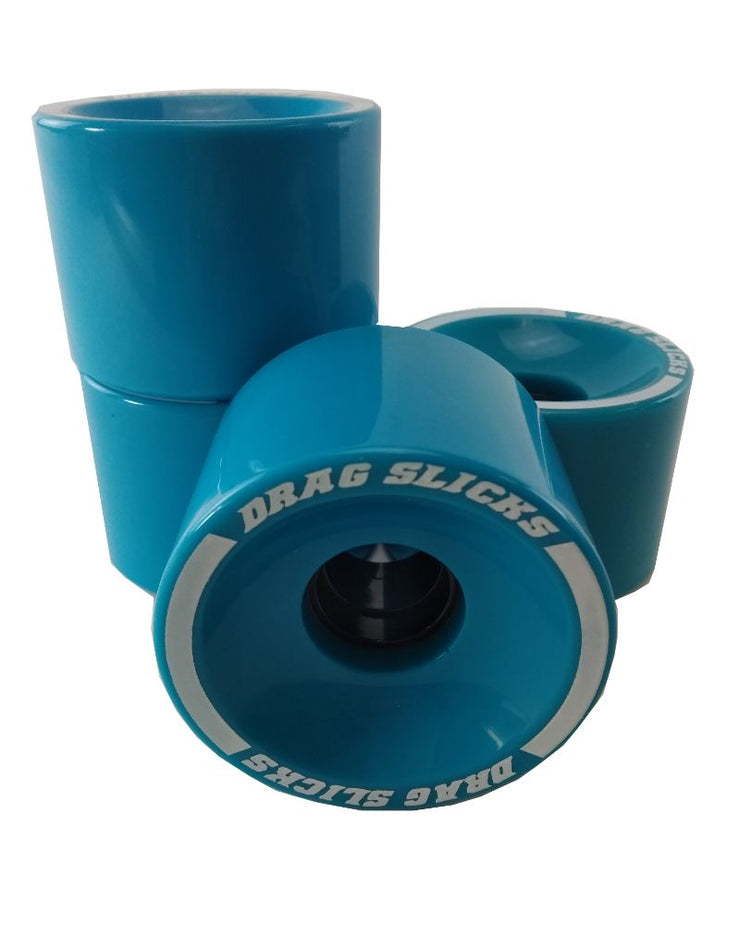 Drag Slicks - 70mm, Blue