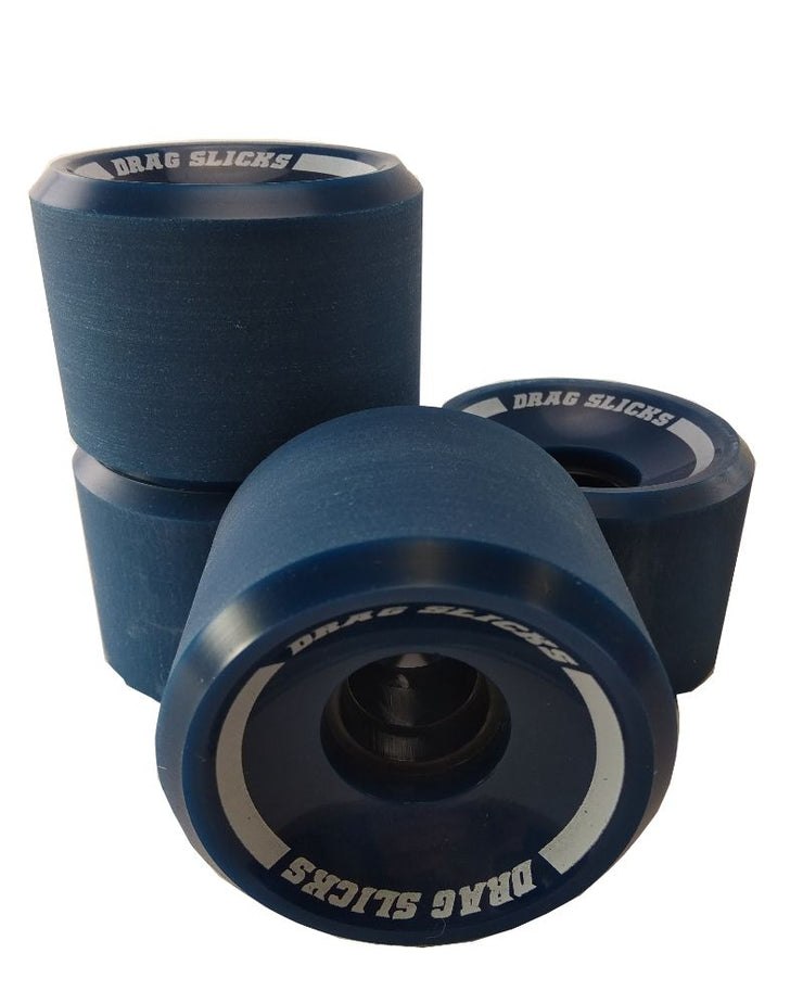 Drag Slicks - 70mm, Dark Blue