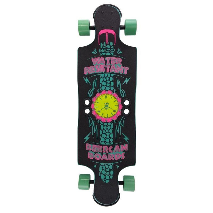 "Timeless One 35"" Hard Cider Longboard"