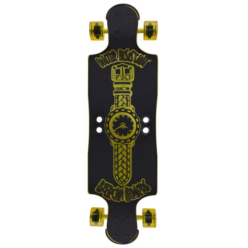 "Timeless Two 35"" Hard Cider Longboard"