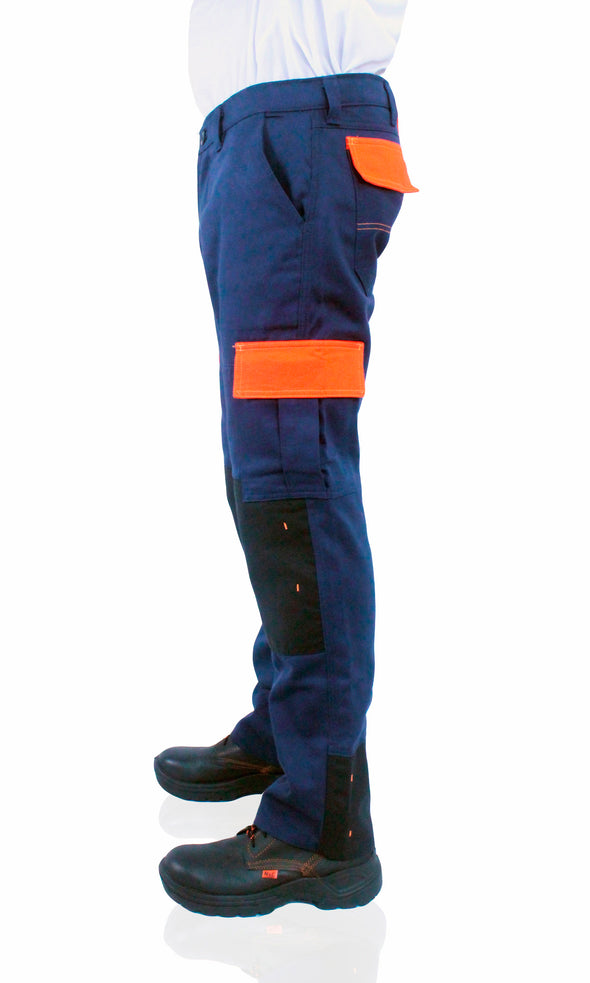 KP01 - Kolossus Original Fit 100% Cotton Work Pant with Cordura Knee Reinforcement