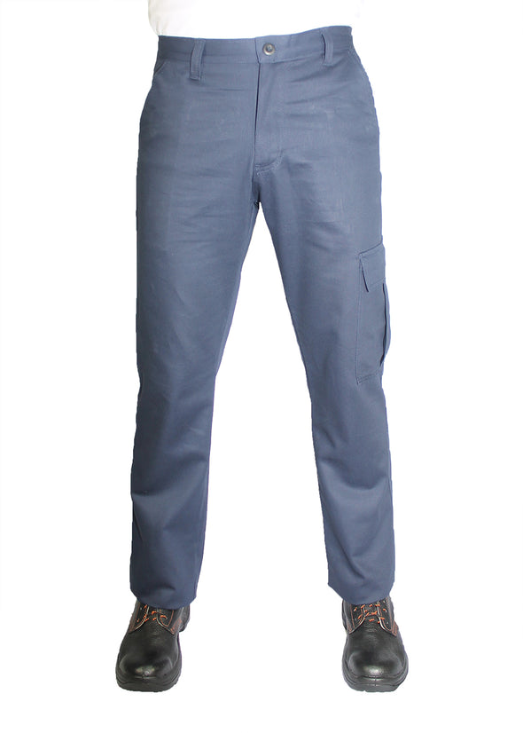 KP06 - Kolossus Original Fit 100% Cotton Utility Cargo Pant with Multipurpose Pockets