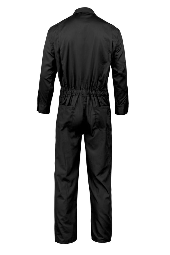 KC05 - Kolossus Pro-Deluxe Long Sleeve Cotton Blend Coverall with Adjustable Cuff