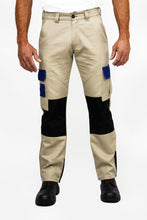 Load image into Gallery viewer, Kolossus Original Fit 100% Cotton Work Pant with Cordura Knee Reinforcement