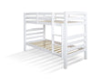 COLERIDGE BUNK BEDS | TIMBER or WHITE